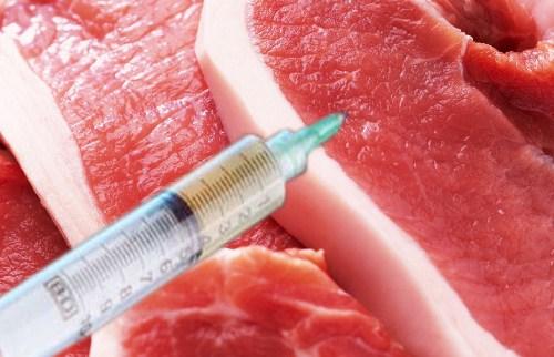 Ăn thịt heo chứa thuốc an thần – con đường ngắn dẫn tới ung thư xương