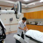 Ứng dụng kỹ thuật bức xạ ion hóa trong điều trị ung thư