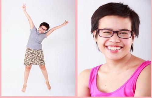 Cô Hà chiến đấu với bệnh ung thư vú giai đoạn cuối bằng tinh thần lạc quan