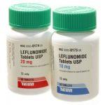 Điều trị ung thư da bằng thuốc trị viêm khớpleflunomide