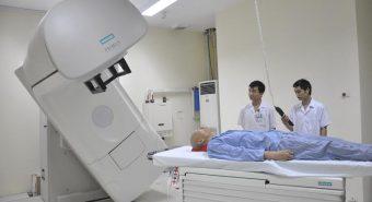 Thành lập Trung tâm xạ trị ung thư phổi công nghệ cao