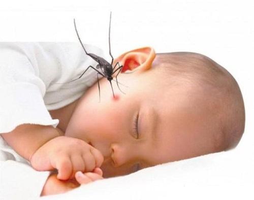 Sốt xuất huyết ở trẻ em gây nên những biến chứng nguy hiểm.