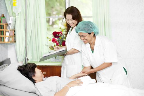 chăm sóc bệnh nhân ung thư giai đoạn cuối