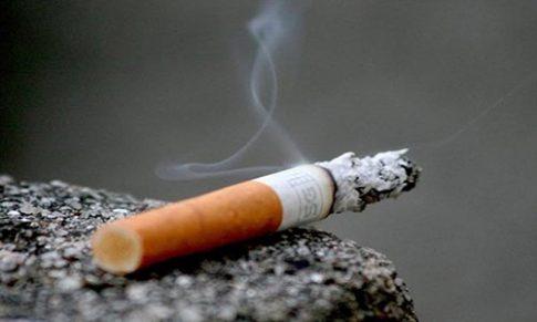 69 chất gây ung thư tồn tại trong một điếu thuốc lá