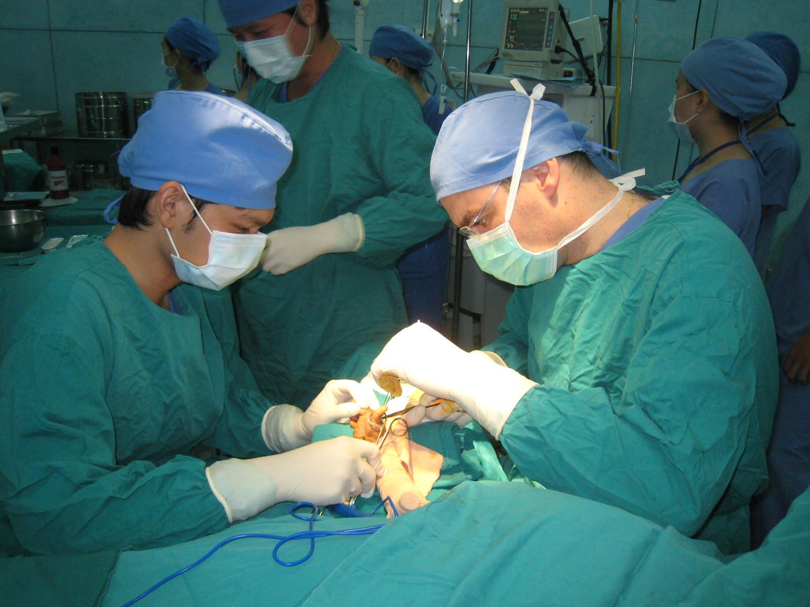 Phẫu thuật là phương pháp điều trị phổ biến nhất cho bệnh nhân ung thư cổ tử cung