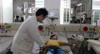 Hà Nội: Gần 5.000 ca sốt xuất huyết mới chỉ trong 2 tuần