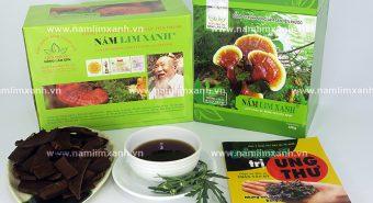 Tác dụng của nấm lim xanh Quảng Nam hỗ trợ trị bệnh ung thư vú