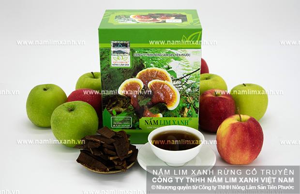 Đưa chế phẩm từ nấm lim xanh Tiên Phước xuất khẩu ra thị trường thế giới