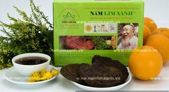 Nâng cao và cải thiện chất lượng cuộc sống nhờ nấm lim xanh
