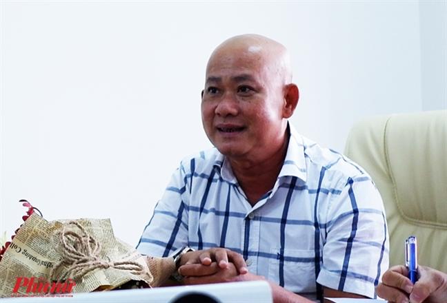 Ông Quang đã được chữa khỏi bệnh ung thư hạch nhờ ghép tế bào gốc