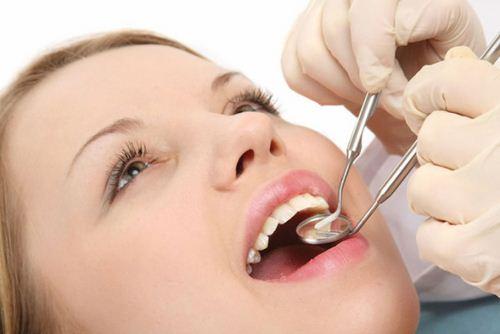 Nguy cơ ung thư miệng do sức khoẻ răng miệng kém