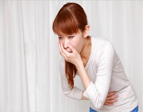 Buồn nôn, đầy bụng có thể là dấu hiệu gan nhiễm mỡ
