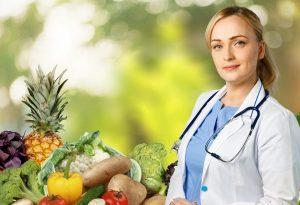 hoa quả, rau củ rất tốt cho bệnh nhân ung thư