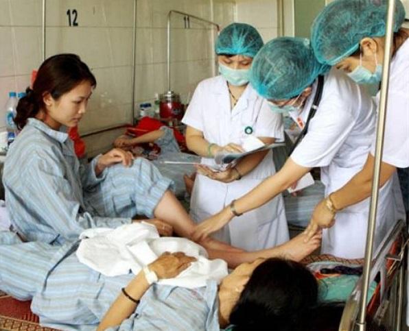 Tỷ lệ người mắc sốt xuất huyết ngày càng gia tăng