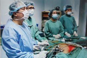 Phẫu thuật nội soi-phương pháp điều trị bệnh u bướu hiệu quả