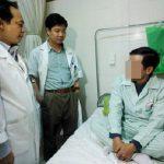 Xuất viện sau 5 ngày phẫu thuật ung thư trực tràng với phương pháp mới