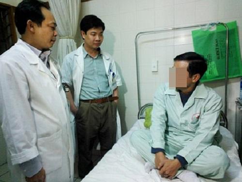 Phẫu thuật ung thư trực tràng bằng phương pháp mới