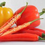 Ớt thực phẩm phòng chống ung thư tuyến tiền liệt