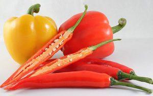 Ớt thực phẩm phòng chống ung thư tuyến tiền liệt hiệu quả