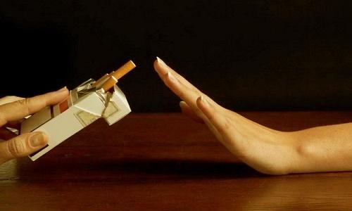 Hãy nói không với thuốc lá để phòng tránh bệnh ung thư