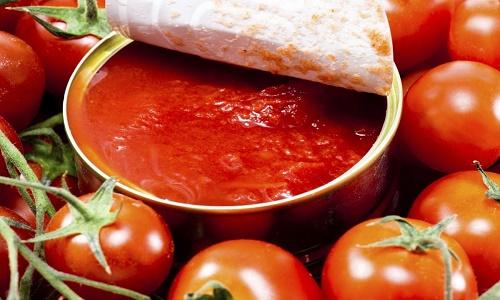 Cà chua đóng hộp tiêu thụ nhiều dễ trở thành thực phẩm gây ung thư