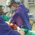 Phẫu thuật thành công 20 khối u mỡ trong ổ bụng bệnh nhân