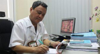 Chia sẻ của bác sĩ vượt qua căn bệnh ung thư phổi giai đoạn cuối