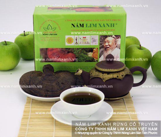 Cách nấu nấm lim xanh Quảng Nam dành cho bệnh ung thư