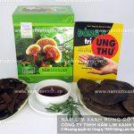 Cách dùng nấm lim xanh hiệu quả giá nấm lim rừng bao nhiêu 1kg?