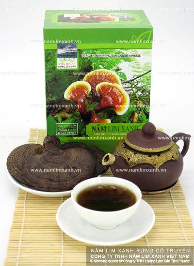 Công dụng của nấm lim xanh Tiên Phước đối với sức khỏe