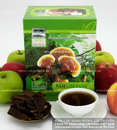 Giá 1kg nấm lim xanh tự nhiên gia truyền Thanh Thiết Bảo Sinh