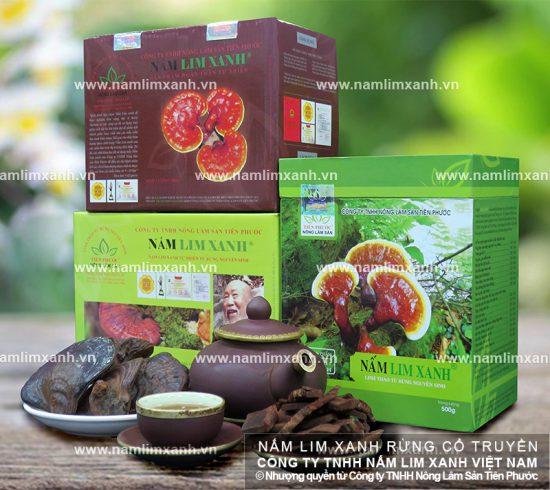 Giá bán nấm lim xanh Tiên Phước Quảng Nam hiện nay