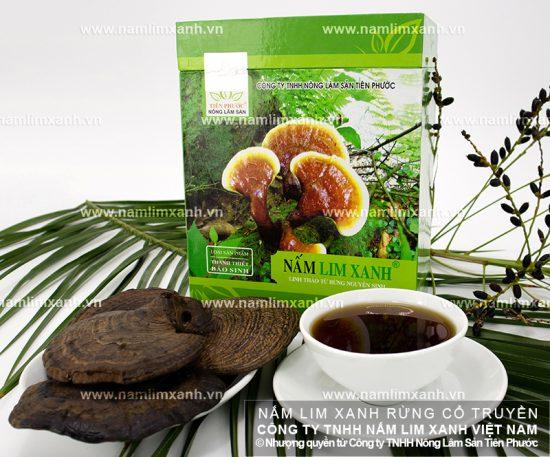 Nấm lim xanh tại Hà Nội giá nấm lim xanh rừng tự nhiên bao nhiêu tiền 1kg?