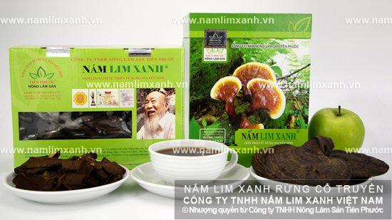 Mua nấm lim xanh ở đâu thành phố Hồ Chí Minh?