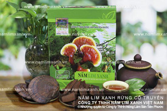 Nấm lim xanh giá bao nhiêu 1kg phụ thuộc vào tuổi thọ, chất lượng và cách chế biến nấm