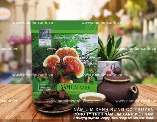 Nấm lim xanh Tiên Phước Quảng Nam là thảo dược được nhiều người tin dùng