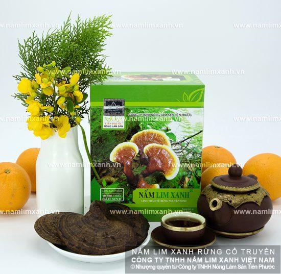 Nên sử dụng nấm lim rừng đảm bảo nguồn gốc chất lượng