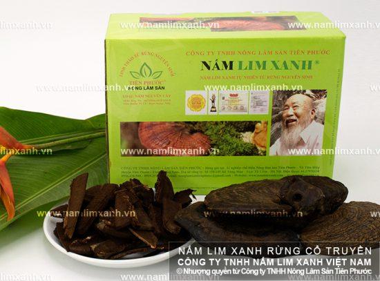 Tác dụng của nấm lim rừng với bệnh ung thư