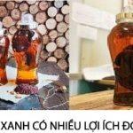 Tác dụng nấm lim xanh ngâm rượu hướng dẫn ngâm rượu nấm lim