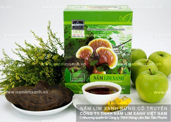 Thị trường mua bán nấm lim rừng tại Đà Nẵng