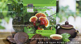 Trà nấm lim xanh chữa bệnh thế nào với cách dùng trà nấm lim xanh