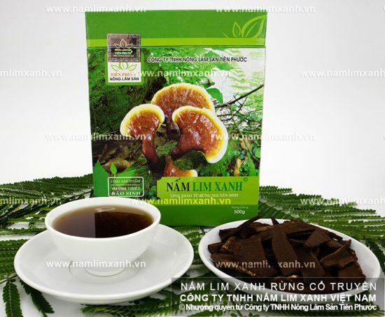 Địa chỉ bán nấm lim rừng tại Hà Nội